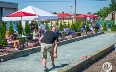 Victor's Bocce League Celebrates 35 Seasons of Spirited Rolling