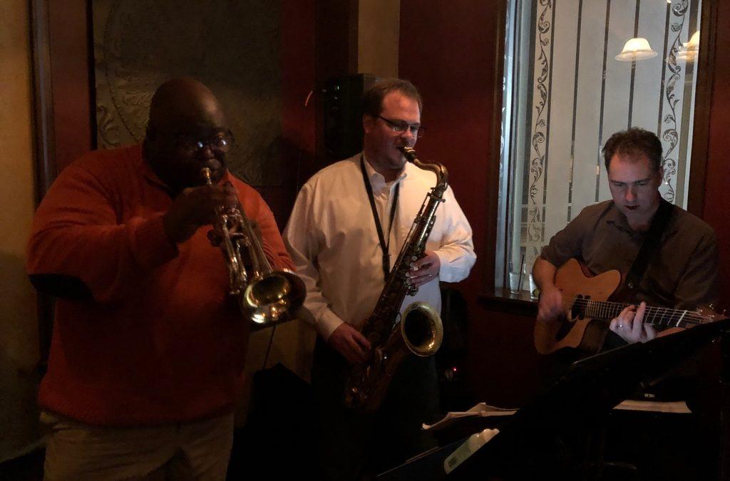 Celebrating Ten Years of Friday Night Jazz