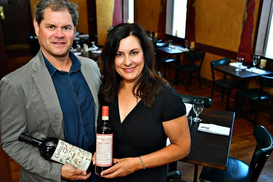 Wine selection at Victor's Italian Restaurant recognized in national magazine